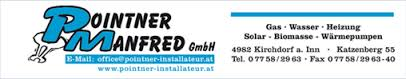 Pointner Manfred GmbH